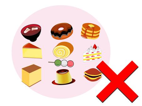 糖果被禁止