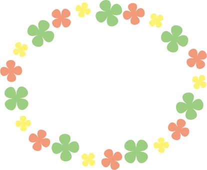 框架(花)