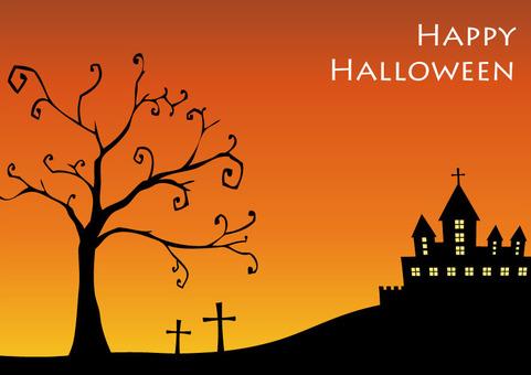 Halloween · orange