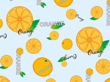 Mandarin orange wallpaper 3