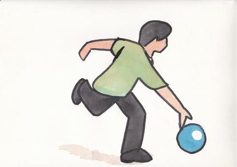 Lowdown bowling release 2