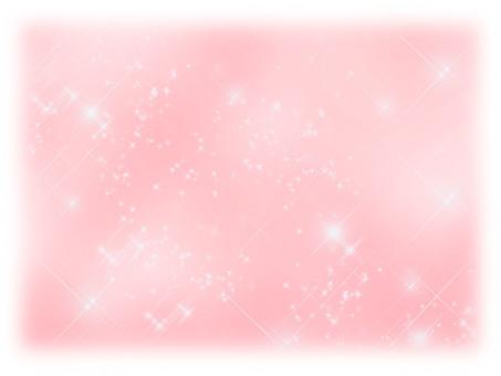 Glittering background pink blur