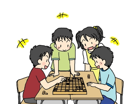 Children playing chess 2