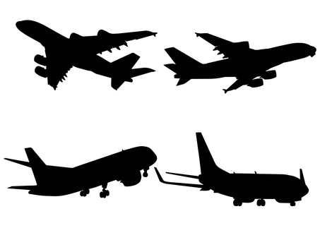 Passenger aircraft 2