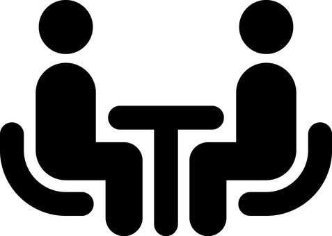 Meeting_icon_2 persons_01_black