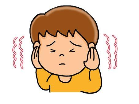 Developmental disorder Tinnitus horror child