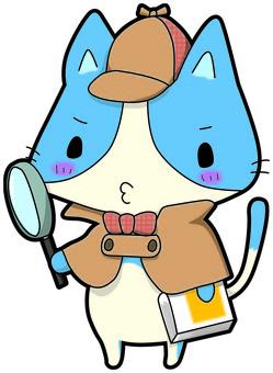 Cat detective Tengaguchiguchi