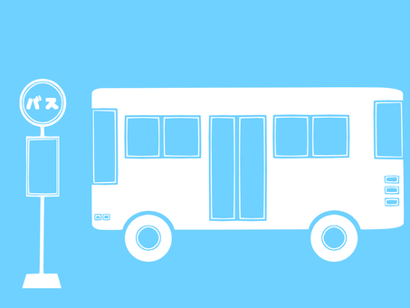 One color bus 04