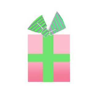 Present (pink)