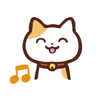 아이콘 고양이 기쁨