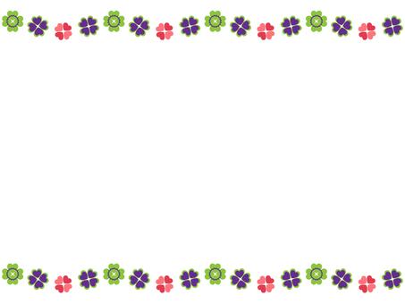 Background - four leaf clover 07