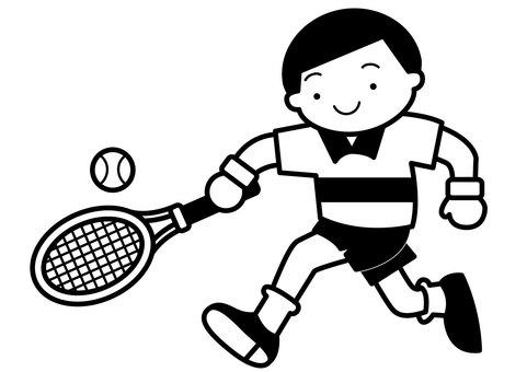 테니스 1-1c