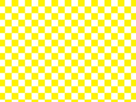 Yellow checkered wallpaper | Free