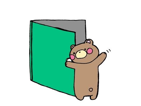 Doors and Bears 2 3