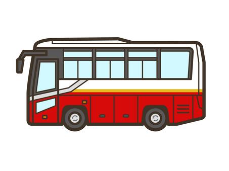 Sightseeing bus_Highway bus 4