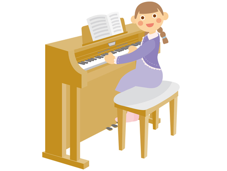 피아노 레슨 _1