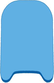 Beat board blue