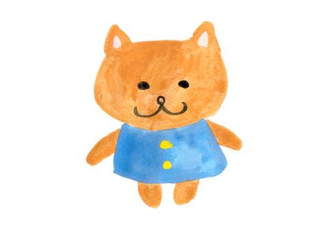 Kindergarten cat