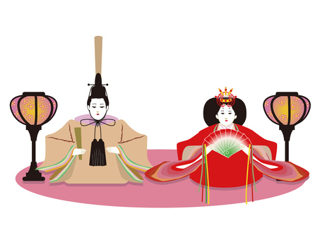 March _ March _ Hina Dolls