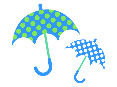 49. Umbrella illustration 3