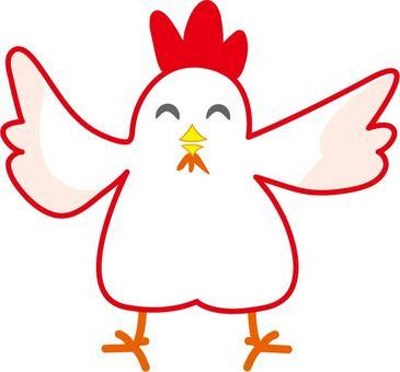Good morning chicken