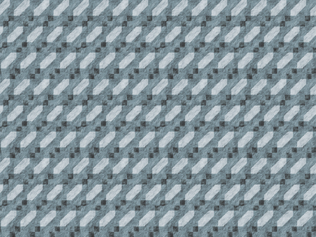 Natural color pattern material