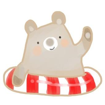 Flotation bear
