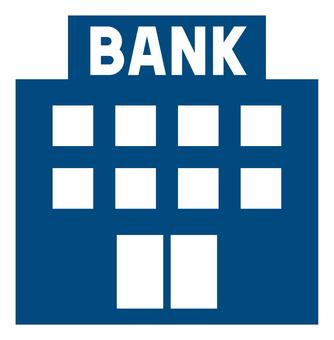 銀行 アイコン