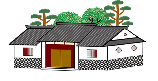 Samurai Housing Collection