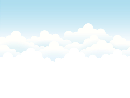 夏の空-1
