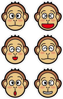 Curious Mr. Faces!