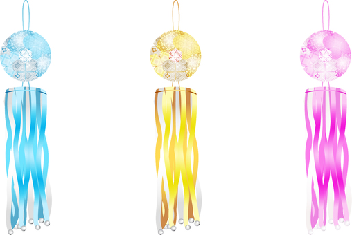 Tanabata decoration (windsock 2)