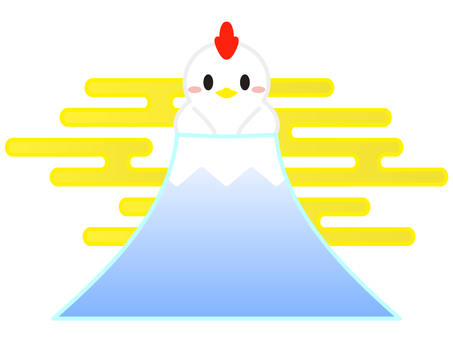 Rooster illustration 04