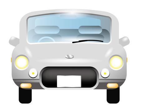 Car (White)