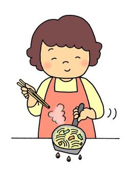 Food (yakisoba)