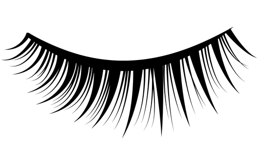 False eyelashes 1