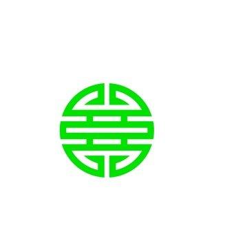 한국식 모양 8