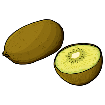 Kiwifruit / Gold kiwi