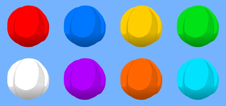 Large ball rolling ball