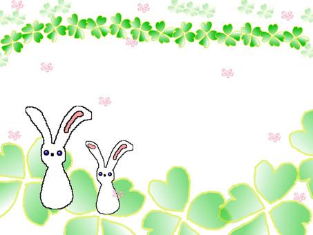 Rabbit frame 2