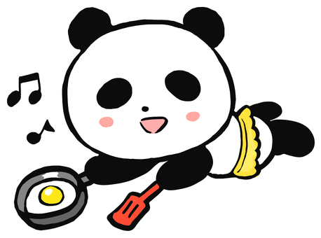 I love cooking panda 2