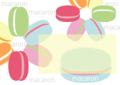 macaron_ 마카롱 23_ 프레임