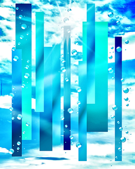 Water image background