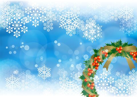 Christmas Snow & Lease 1