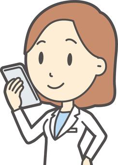 青年醫生女人-070-胸圍