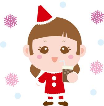 Cheerful girl 36