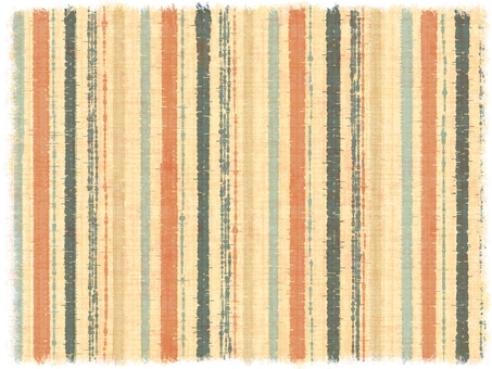 Hand painted background material (striped pattern)
