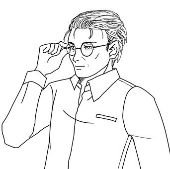 Odyssey of glasses