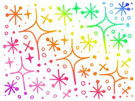 Rainbow [Glitter]