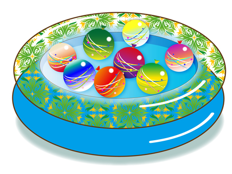 Yoyo pool